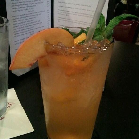 Peach Mojito - Wine Country Bistro, Shreveport, LA