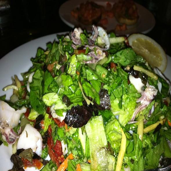 Calamari Salad - Pasta Brioni, Scottsdale, AZ