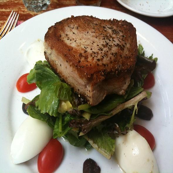 Salad Nicoise - Brasserie Athenee, New York, NY