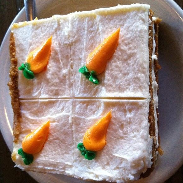 Carrot Cake - D'Agostino's - Wrigleyville, Chicago, IL