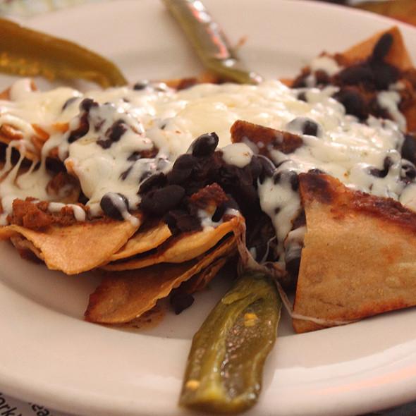 Nachos - El Maguey y la Tuna, New York, NY