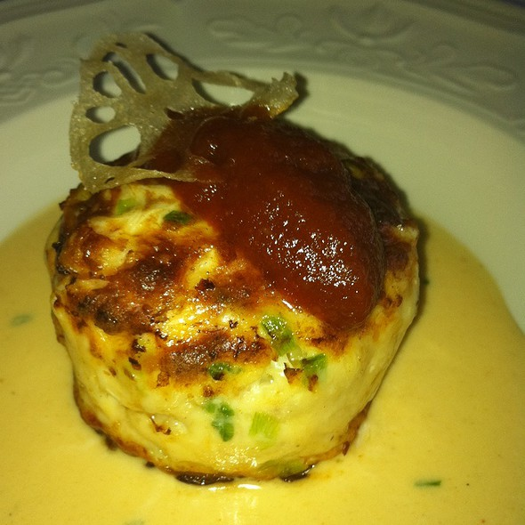 Jumbo Lump Crabcake  - The French Room, Dallas, TX