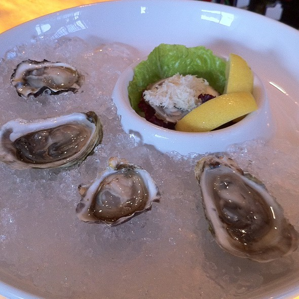 Oysters - Raymonds, St. John's, NF