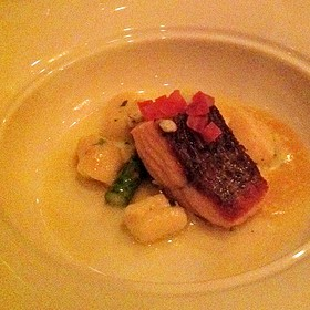 Salmon And Gnocchi - Raymonds, St. John's, NF