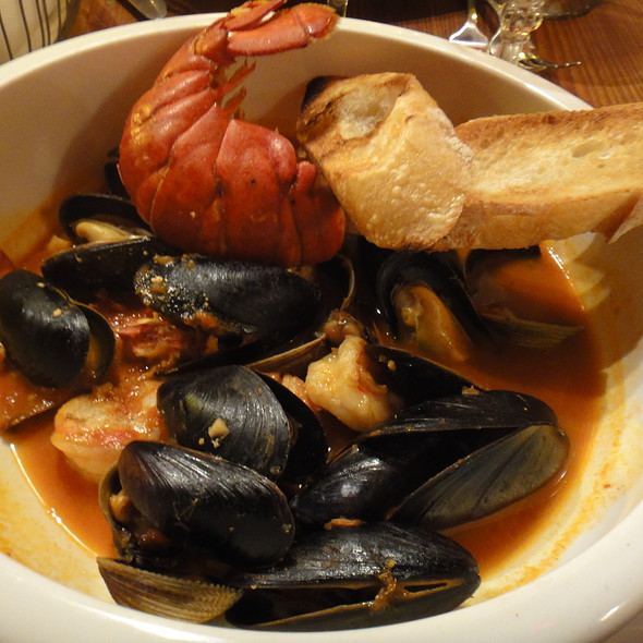 Cioppino - Onieals, New York, NY