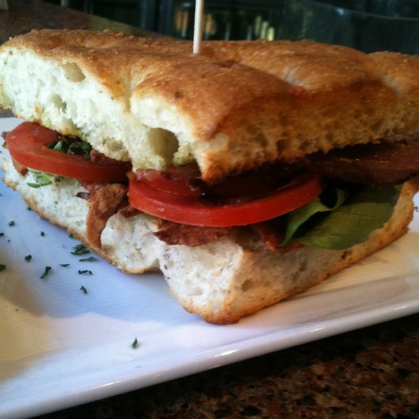 Italian B.A.T. Sandwich - Flatbread Neapolitan Pizzeria - Boise, Boise, ID