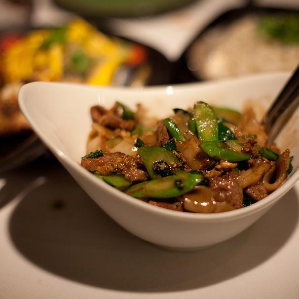 Wok Pho Beef Noodles - Tamarine, Palo Alto, CA