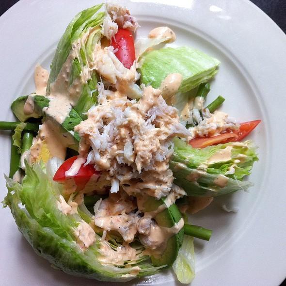 Crab Salad Louie - FareStart Restaurant, Seattle, WA