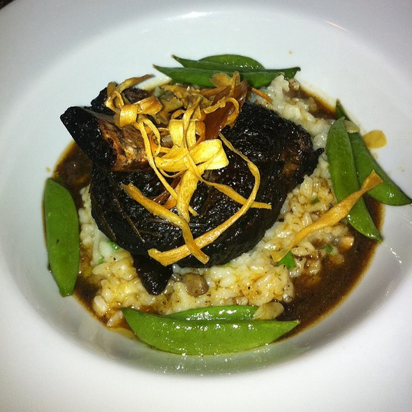 beef short ribs - Lambert's Cove Inn & Restaurant, West Tisbury, MA