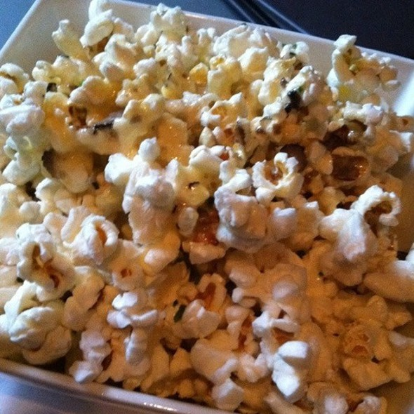 Truffled Popcorn - Bourbon Steak - Four Seasons Washington DC, Washington, DC