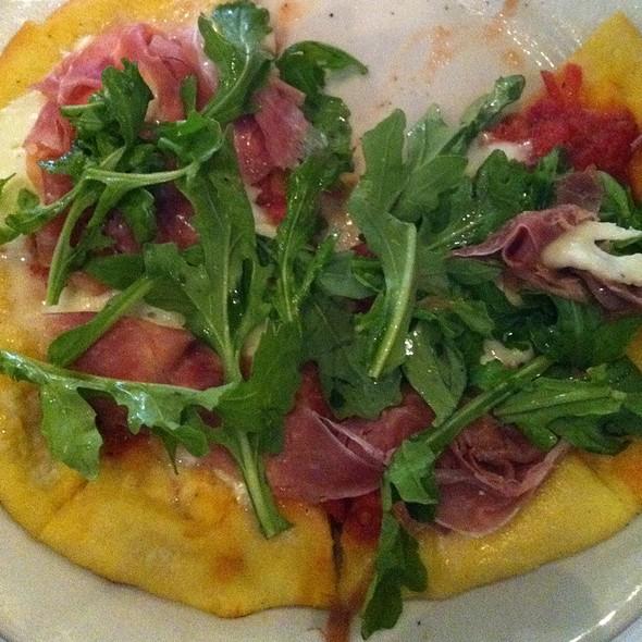 Arugula & Prosciutto Pizza - Mia Francesca, Chicago, IL