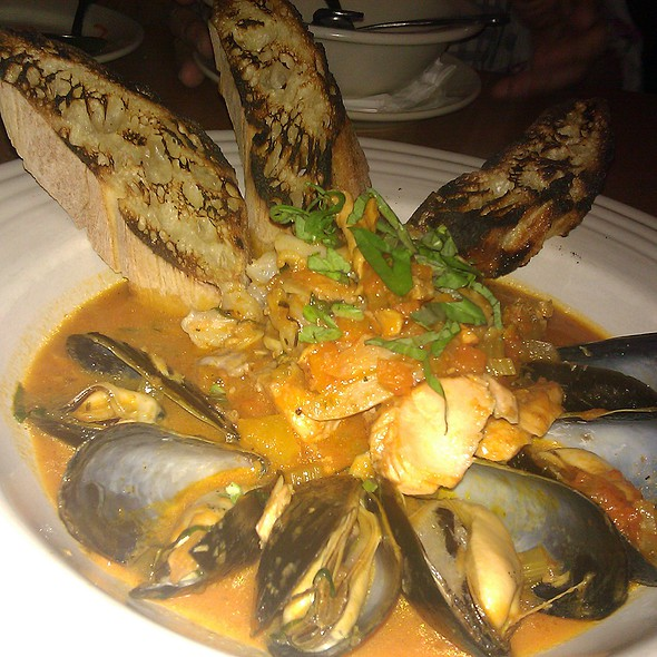 Bouillabaisse - Kafe 421, Minneapolis, MN