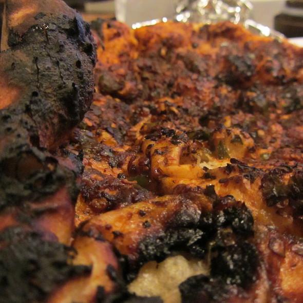 Spicy Habanero Naan - Dhaba, New York, NY