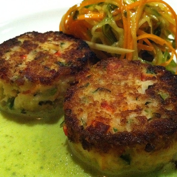 Lobster and Crab Cakes - North Square, New York, NY