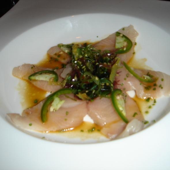 Hamachi Jalapeno - Koi Restaurant and Lounge, Las Vegas, NV