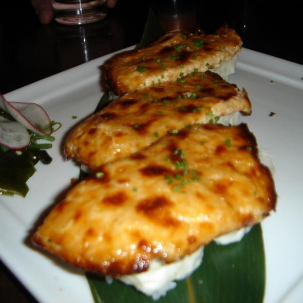 Baked Lobster Roll - Koi Restaurant and Lounge, Las Vegas, NV