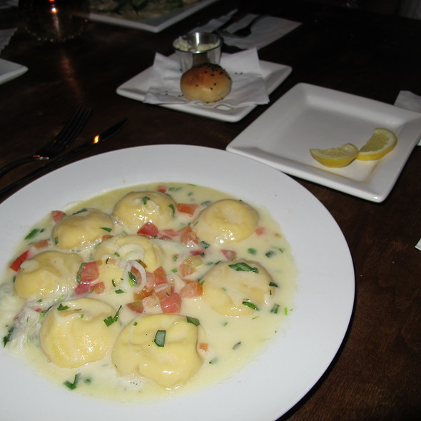 Sweet Corn Ravioli - Ocean 235, Easton, PA