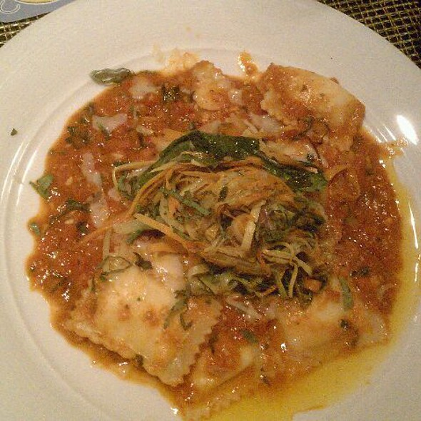 Ravioli - Grove Artisan Kitchen at Miramonte Resort & Spa, Indian Wells, CA