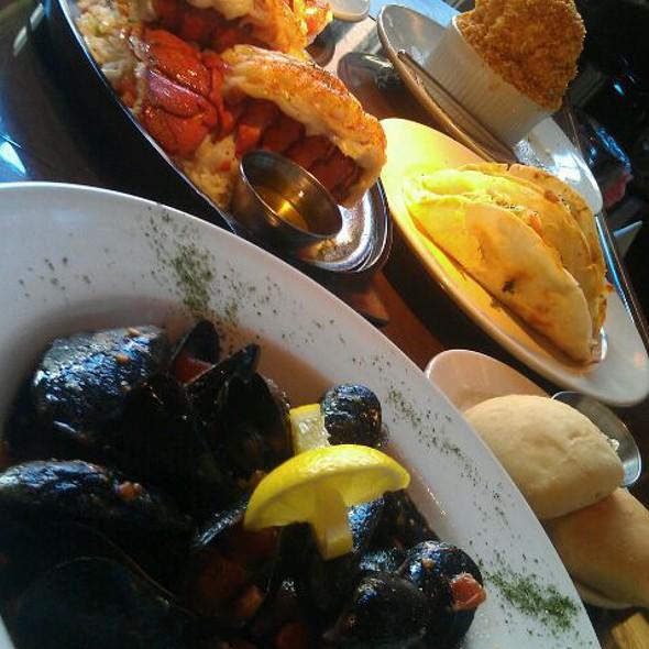 Steamed Mussels - Detroit Seafood Market, Detroit, MI