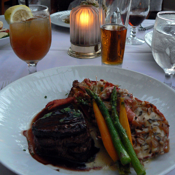 Surf And Turf - Nick's Fishmarket Maui, Wailea, HI