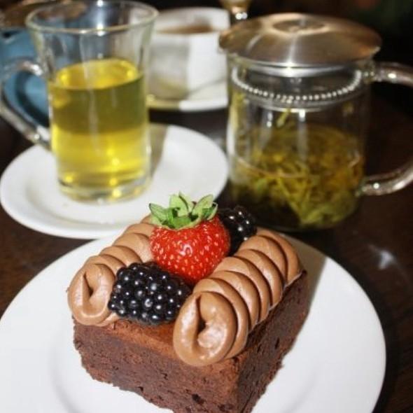 Afternoon Tea Set - The Botanist, London