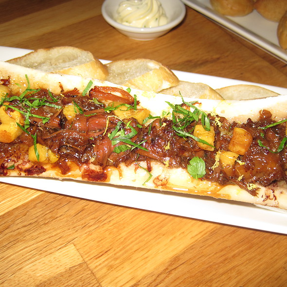Bone Marrow With Braised Oxtail - Campagnolo - Toronto, Toronto, ON