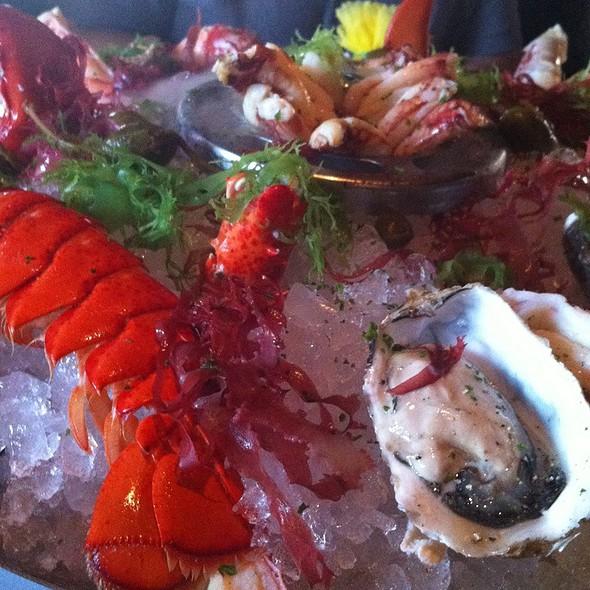 mixed seafood platter - Mastro's Ocean Club - Newport Beach, Newport Beach, CA