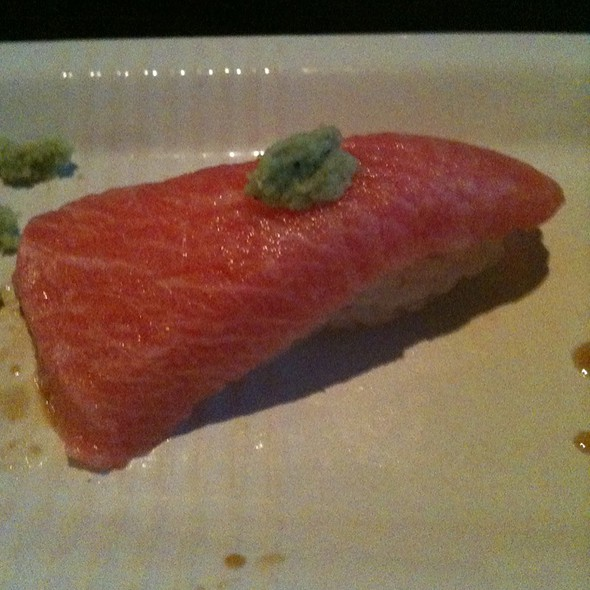 Fatty Tuna Sushi - School Restaurant, Lexington, KY
