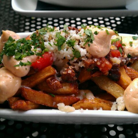 Spanish Fries - Origin Restaurant, Toronto, ON