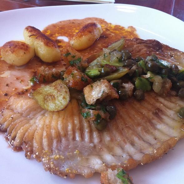 Skate Fish - Praline Bakery & Bistro, Bethesda, MD
