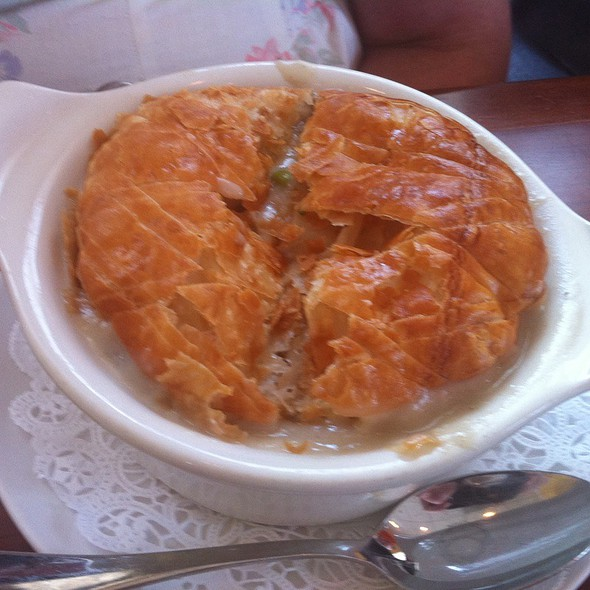 Chicken Pot Pie - Praline Bakery & Bistro, Bethesda, MD