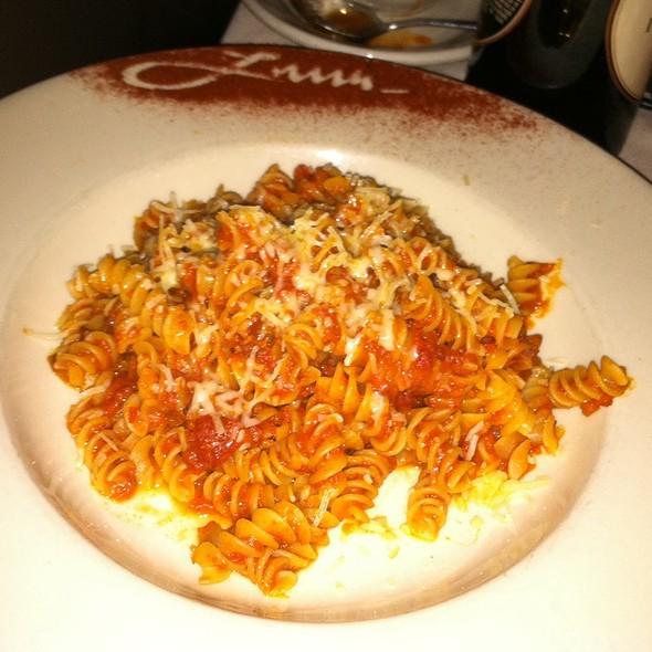 Pasta Umbriaco - Cafe Luna - San Diego, San Diego, CA