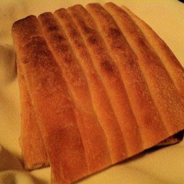 Afghani Bread - Afghan Kebab House, New York, NY