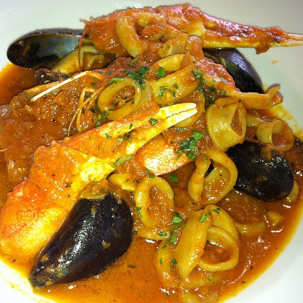 Seafood Stew - Ajax Tavern, Aspen, CO
