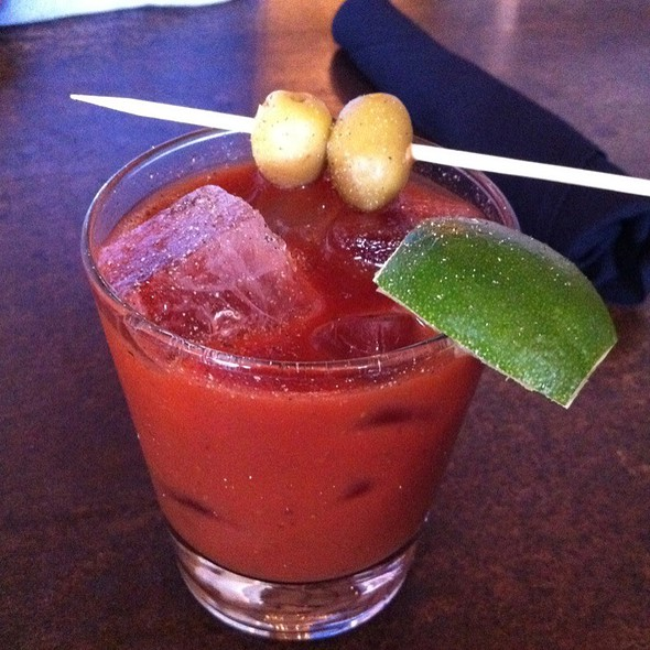 Bloody Mary - Holland House Bar & Refuge, Nashville, TN
