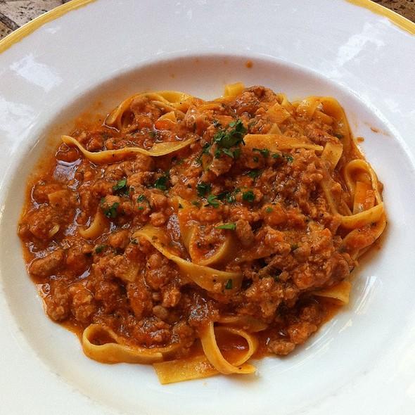 Pasta Bolognese - Sant Ambroeus - West Village, New York, NY