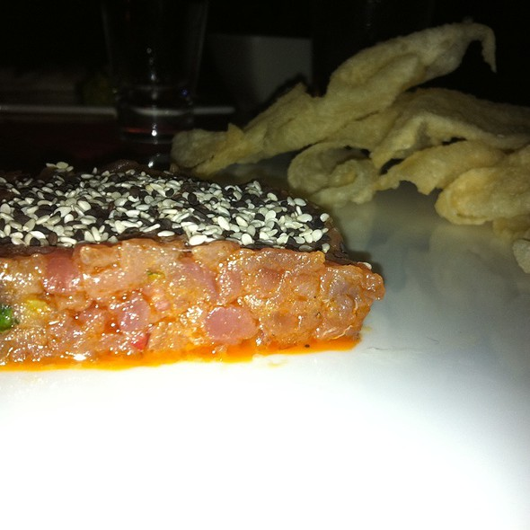 Tuna Tartare - Fly Bar & Restaurant, Tampa, FL