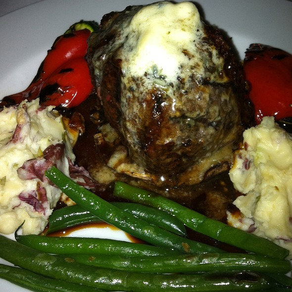 Bistro Steak - Hutch's Restaurant, Buffalo