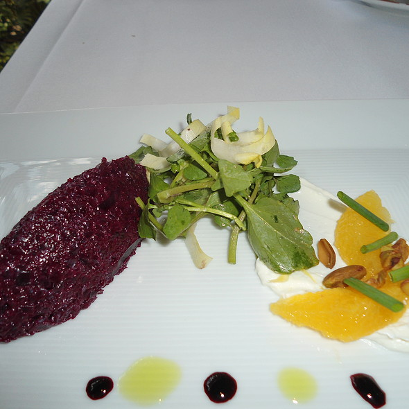 Beet Salad - Café Boulud Palm Beach, Palm Beach, FL