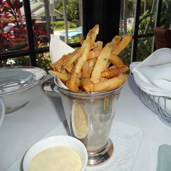 Pommes Frites - Café Boulud Palm Beach, Palm Beach, FL