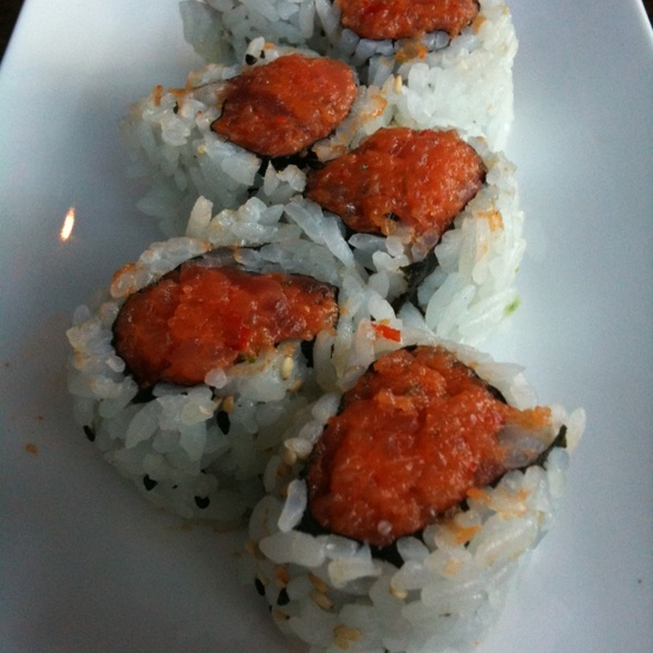 Spicy Tuna Rolls - Teppan Bar & Grill, Jersey City, NJ