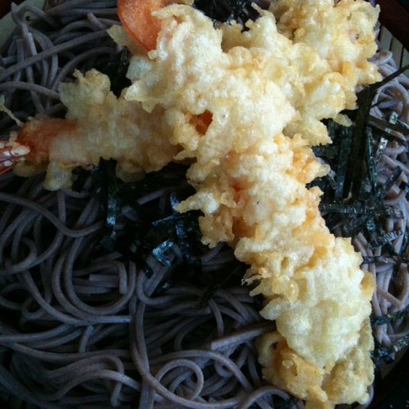 Ten Zaru Soba - Teppan Bar & Grill, Jersey City, NJ
