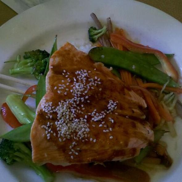 Miso Glazed Salmon - Atria's - Murrysville, Murrysville, PA