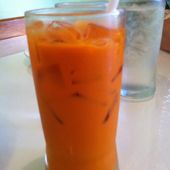 Thai Ice Tea - To Thai For, Honolulu, HI