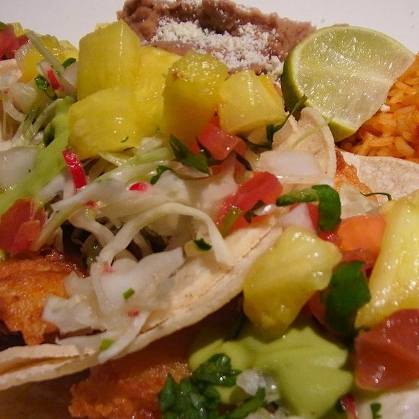 Baja Fish Taco - The Sonora Grill, Ogden, UT