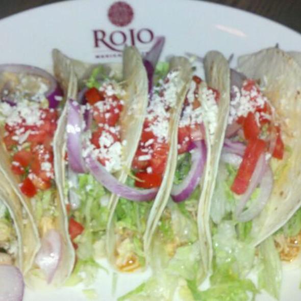 Chicken Soft Tacos - Rojo Mexican Bistro - Rochester, Rochester, MI