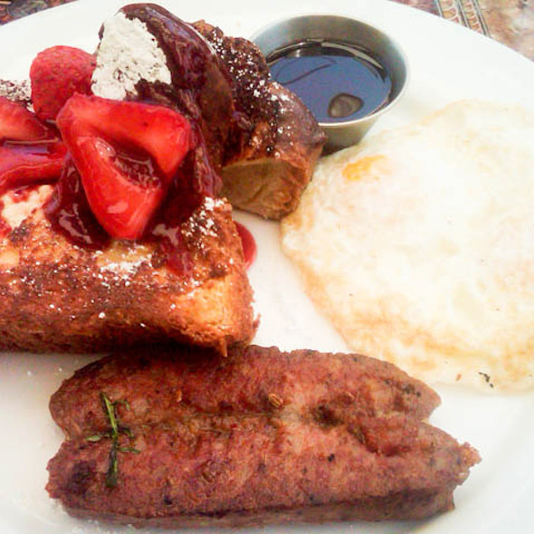 Arlene's Breakfast - The Park Restaurant, Los Angeles, CA