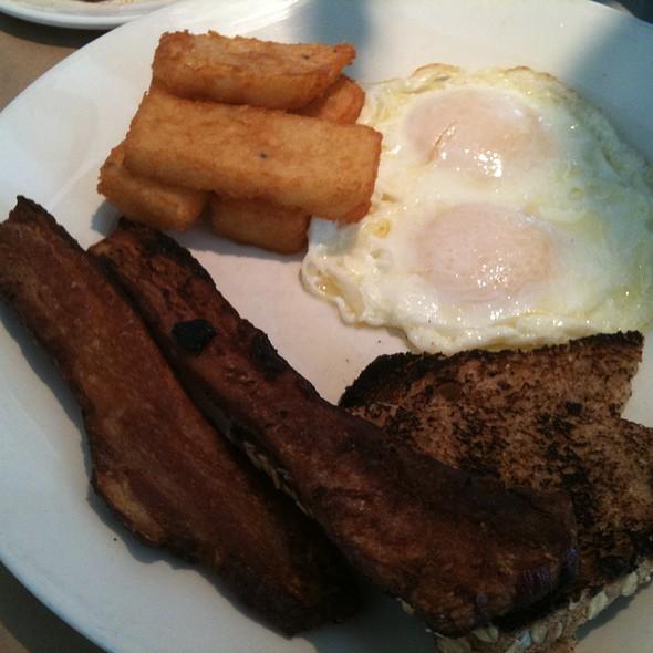 The Camino Breakfast - Mayfield Bakery & Cafe, Palo Alto, CA