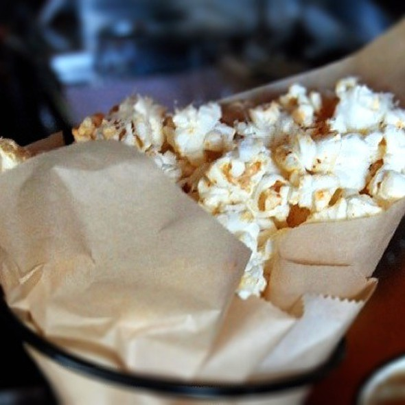 Truffled Popcorn - Westend Bistro DC, Washington, DC