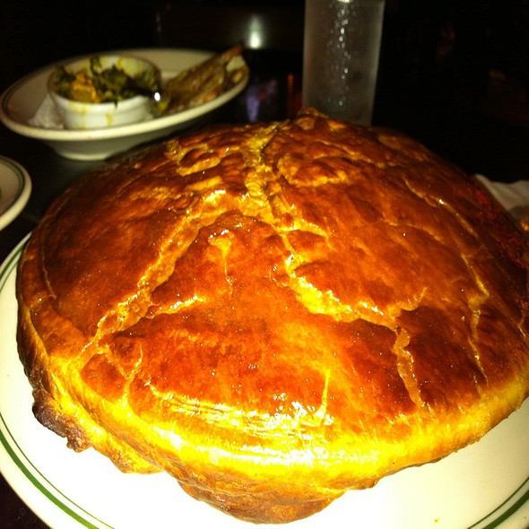 Chicken Potato Pie - The Grill on the Alley - Chicago, Chicago, IL
